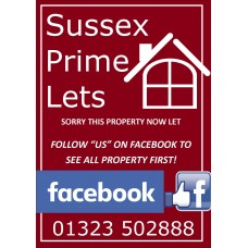 3/4 Bedroom, 13 Bexhill Road, Eastbourne, BN22 7JH